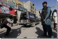 В Пакистане застрелили афганского дипломата