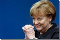ХДС и ХСС выдвинули Меркель единым кандидатом на парламентских выборах