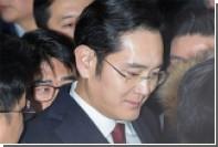 Суд Сеула одобрил арест замглавы Samsung