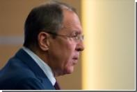 В МИД России подтвердили встречу Лаврова с Тиллерсоном