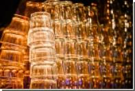 Россияне стали пить меньше водки и пива