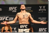 Украинский боец Крылов уволен из UFC