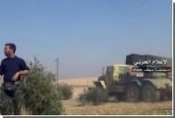 «Хезболла» нашла террористов в пустыне и начала их бомбить