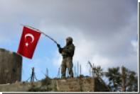 Появилось видео удара турецких ВВС по мирным жителям в Сирии