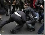 """В Одессе напали на организаторов акции """"Я говорю по-русски"""""""