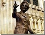 Статуя Маргарет Тэтчер нервирует британцев