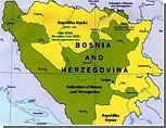 Евросоюз выводит больше половины военного контингента из Боснии и Герцеговины