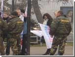 """Челябинская милиция предпочитает не связываться с """"молодогвардейцами"""""""