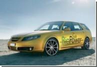 Ателье Rinspeed покажет в Женеве Saab 9-5 BioPower