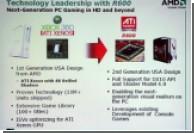 CeBIT: AMD провела презентацию R600
