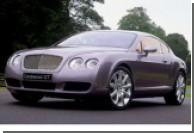 Bentley готовит обновленное купе Continental GT