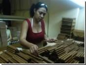 Неподписанные Кастро сигары ушли с молотка по обычной цене