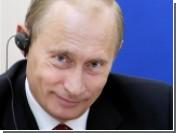 Путин поздравил Евросоюз обещанием в него не вступать