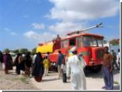 Сомалийцы встретили миротворцев минометным огнем