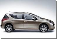 Универсал Peugeot 207 появится летом