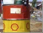 Shell резко снизил производство нефти в Нигерии из-за аварии