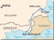 Строительство нефтепровода из Болгарии в Грецию снова отложено