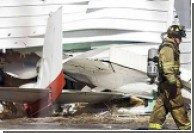 Американский пилот направил самолет на дом тещи