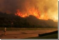 В Калифорнии бушуют сильные пожары