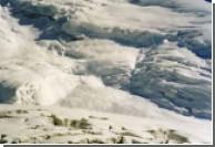 В крымских горах под снежным обвалом погиб турист из Запорожья