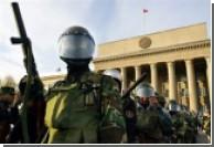 Кыргызстан готовится к атакам террористов