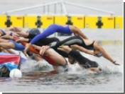 Шторм прервал соревнования на чемпионате мира по плаванию