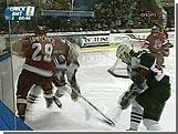 Российский хоккейный плей-офф начался с побед хозяев