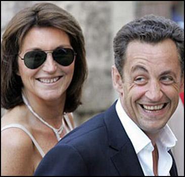 Подробности со свадьбы экс-супруги Саркози!
