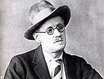 Ирландский писатель Джеймс Джойс увековечен в Москве