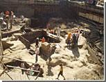 Олимпийские строители в Лондоне обнаружили древние захоронения