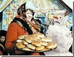 Южноуральцы начинают праздновать Масленицу