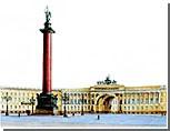 В Петербурге расследуют кражу орлов с Александровской колонны