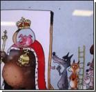 """Россия развлекается: """"Превед, Медвед, или Утро в Сосновом бору"""". Фото"""