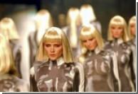 Ukrainian Fashion Week: Джинс, юбки-тюльпаны и винтажные очки