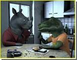 Челябинские киноманы познакомятся с крокодилом, живущим в коммуналке