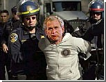 Жители Вермонта требуют арестовать Буша и Чейни