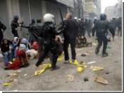 В ходе беспорядков в Турции пострадали десятки человек