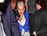 Кристину Агилеру за езду в пьяном виде будет судить суд