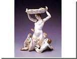 Украденную статуэтку дрезденского фарфора нашли через 70 лет