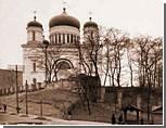 Над руинами Десятинной церкви в Киеве хотят установить голограмму храма