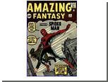 Первый комикс о Человеке-пауке продали за 1,1 миллиона долларов