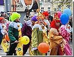 В Одессе пройдет международный фестиваль клоунов / Впервые на Украине