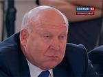 Коммунистам не удалось снять губернатора Шанцева с выборов