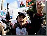 """Джамахирия наступает на последний оплот мятежников / Франция, Британия и Ливан просят ООН разрешить открыть огонь по Ливии """"пока не поздно"""""""