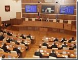 Депутаты не стали делить Свердловскую область на 25 избирательных округов