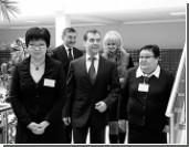 Медведев поддержал китайского товаропроизводителя