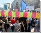 Акции протеста прошли в Сербии