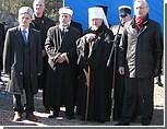 Джемилев, Джарты и Лазарь отпраздновали будущее строительство Соборной мечети