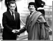 Сын Каддафи: Пусть клоун-Саркози вернет нам деньги