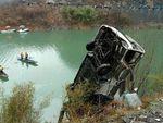 В Индии 17 паломников погибли в автокатастрофе